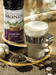 MONIN ICE TEA CHAI